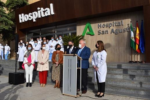 Salud y Familias invierte un millón de euros para mejoras sanitarias en Linares.