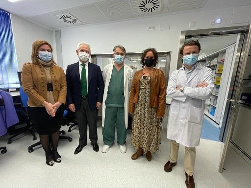 El Hospital de Jaén avanza en la atención al paciente cardiológico.