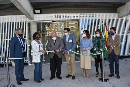 La Junta invierte 1,4 millones de euros en las obras de ampliación y acondicionamiento de las instalaciones de Salud Responde de Jaén.