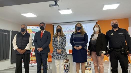 El área de Educación del Ayuntamiento de Andújar impulsa la XXXI Jornadas de Educación Vial.