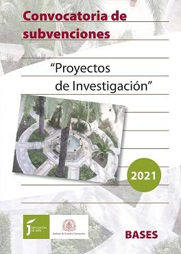 El IEG mantendrá abierta la convocatoria de subvenciones para proyectos de investigación hasta el 29 de abril.