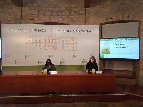 """El IEG publica """"Escritoras Aceituneras"""", una obra que pone de relieve la presencia del olivo en la literatura."""