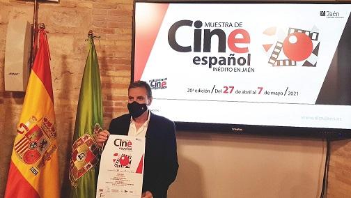 La XX Muestra de Cine Español Inédito de la Diputación traerá a Jaén 12 películas del 27 de abril al 7 de mayo.