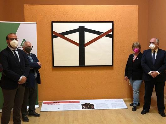 El Museo de Jaén acoge una exposición de Nacho Criado en el aniversario de su muerte.