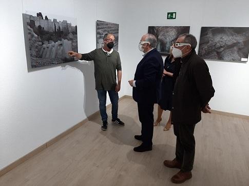 El Museo de Cástulo muestra la arqueología andaluza con la originalidad del formato 3D.