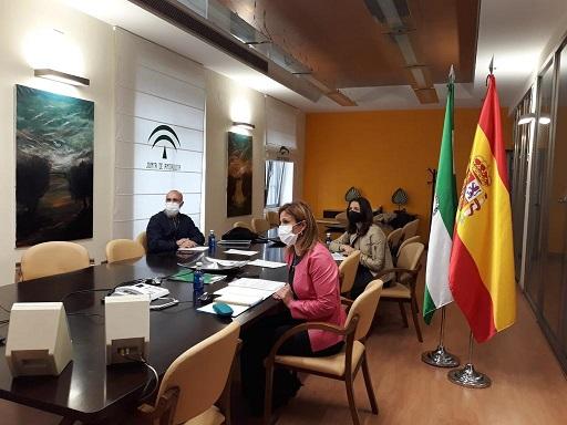 Salud y Familias promueve los planes locales de salud entre los municipios de Jaén.
