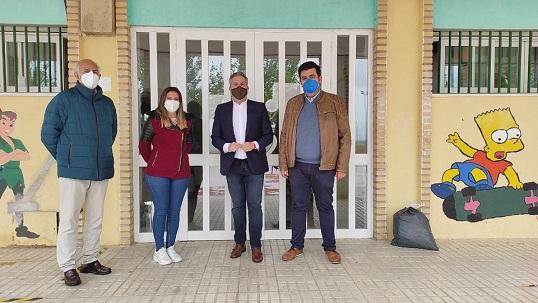 Educación invierte 2,3 millones para mejorar la climatización de 28 centros de Jaén.