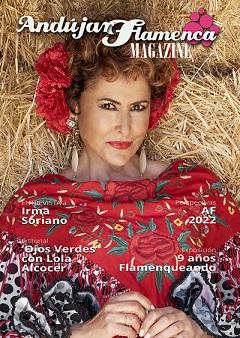 La revista Andújar Flamenca Magazine promueve la visibilización y apoyo al sector comercial y de moda flamenca.