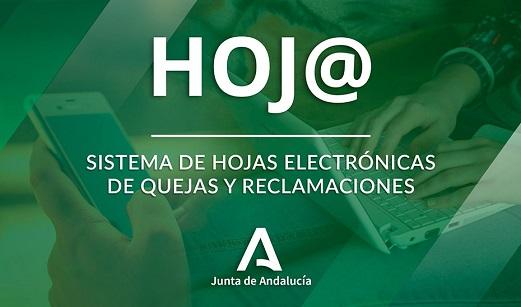 Consumo optimiza el sistema de 'Hoj@ Electrónica' para facilitar la gestión de quejas y reclamaciones.
