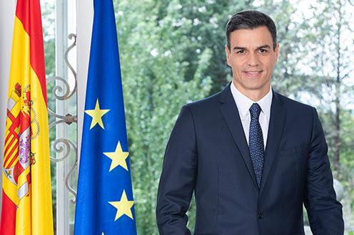 El presidente afirma que España necesita estabilidad política para seguir avanzando en la vacunación y en una recuperación justa.