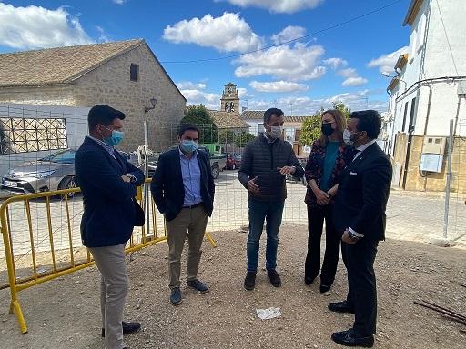 Administración Local convoca más de 330.000 euros en ayudas contra la despoblación para los municipios pequeños de Jaén.