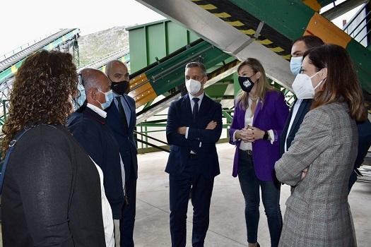 La cooperativa Virgen de la Villa de Martos recibe casi un millón de euros para mejorar la eficiencia energética de su proceso productivo.