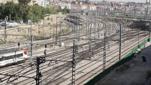 El Gobierno autoriza la licitación del mantenimiento de la electrificación de la Red Ferroviaria Convencional Sur.