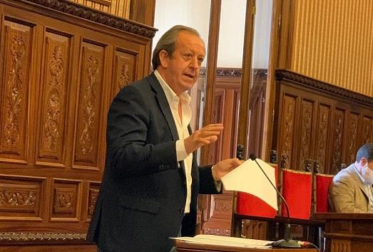 """El PP lamenta que el PSOE """"siempre busque la disputa y haya votado en contra de mejorar la salud de los jiennenses y en contra de los agricultores que dependen del Rumblar""""."""