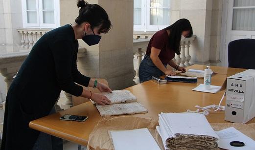 Los archivos andaluces se abren a la ciudadanía a través de actividades para todos los públicos.