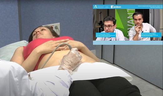 Especialistas en Obstetricia y Ginecología de España se forman en Andalucía con simulaciones virtuales.