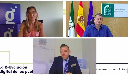 Guadalinfo abrirá espacios activos de teletrabajo, aprendizaje y servicios digitales en los pueblos andaluces.