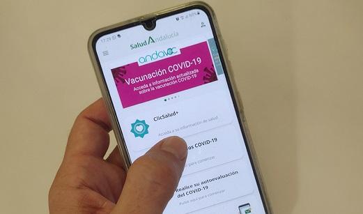 La app Salud Andalucía cuenta con más de 320.000 usuarios en su primer año funcionando.