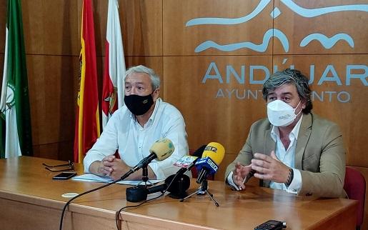 El Ayuntamiento de Andújar presenta el Plan Especial de Descontaminación Visual del Conjunto Histórico.