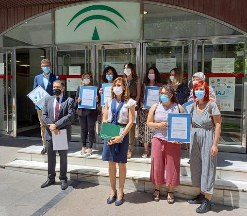 Jaén consolida la calidad de sus servicios sociales con la certificación de cinco residencias y servicios de día.