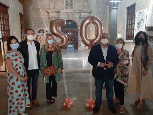 La Consejería de Cultura invita a vivir experiencias en el Museo de Jaén por su 50 aniversario.