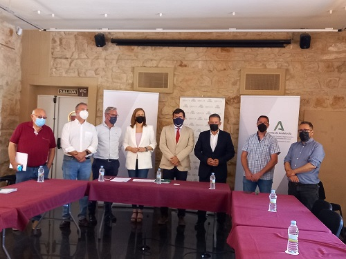 Administración Local moviliza más de 10,5 millones de euros para los municipios de Jaén.