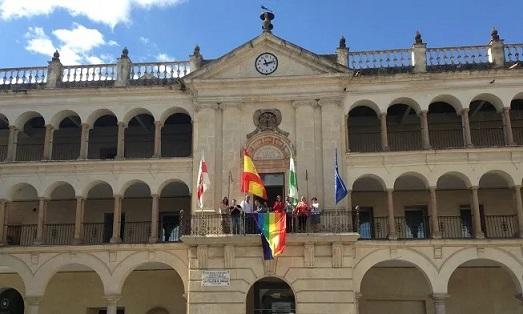El Ayuntamiento de Andújar se suma a las reivindicaciones y acciones con motivo del Día del Orgullo LGTBI.