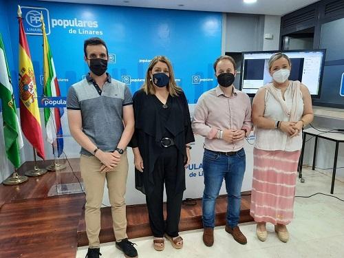 El PP convoca para el 3 de julio el congreso local de Linares.
