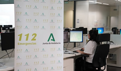 Emergencias 112 coordina más de 350.000 incidencias en el primer semestre del año.