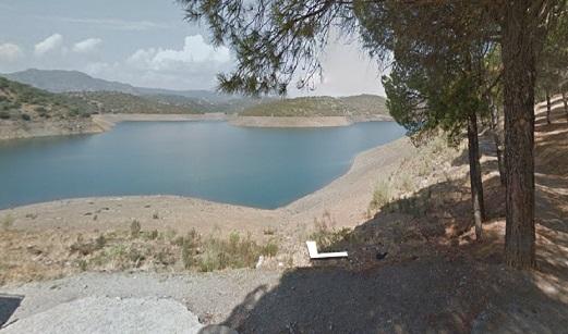 Fallece un hombre ahogado en un embalse de Baños de la Encina (Jaén).