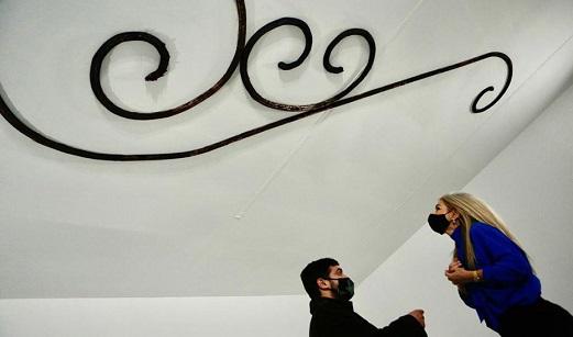 Un total de 73 artistas participan en el programa del Centro Andaluz de Arte Contemporáneo para promocionar el arte joven andaluz.