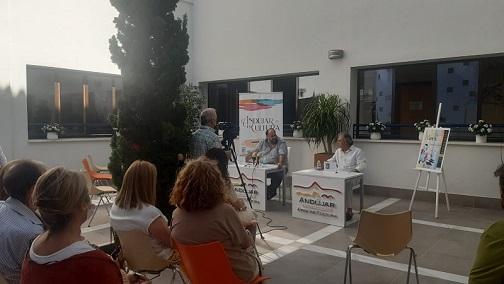 La Casa de la Cultura de Andújar acogerá durante el mes de julio la exposición de pintura de Miguel Alcalde.