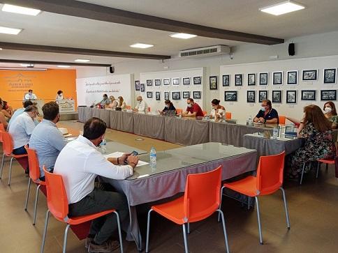 El Ayuntamiento de Andújar realizará actuaciones de mejora en las pedanías de Llanos del Sotillo y San José de Escobar.