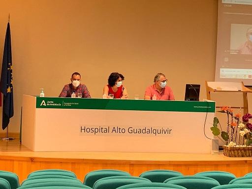 El Comité Científico de la Agencia Sanitaria Alto Guadalquivir difunde sus primeros documentos entre los profesionales para mejorar la práctica clínica.