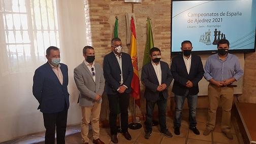 La provincia de Jaén será epicentro del ajedrez nacional en agosto y septiembre al acoger 5 campeonatos de España.