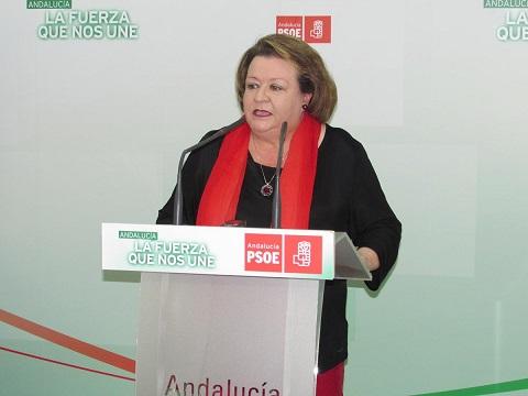 El PSOE pide a la Junta la construcción de dos nuevos Parques de Bomberos en la provincia de Jaén.