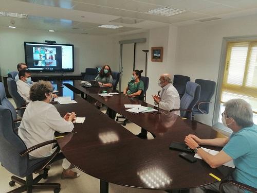 El Hospital Universitario de Jaén constituye la Comisión de Humanización para sus centros.
