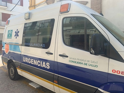 Evacuada al hospital tras sufrir una caída en el río Albánchez en Bedmar y Garcíez.