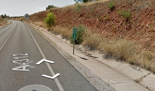 Muere un ciclista accidentado en Linares.