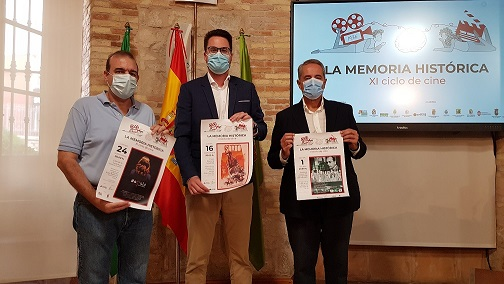 Doce películas conforman el programa de las XI Jornadas de Cine y Memoria Histórica que patrocina la Diputación.