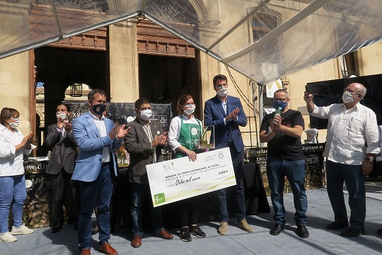 Tres chefs de restaurantes de Huesca, Madrid y Zaragoza son los finalistas del XVIII Premio de Cocina con AOVE de Diputación.