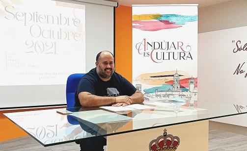 Cultura presenta una amplia programación para la temporada de otoño en Andújar.
