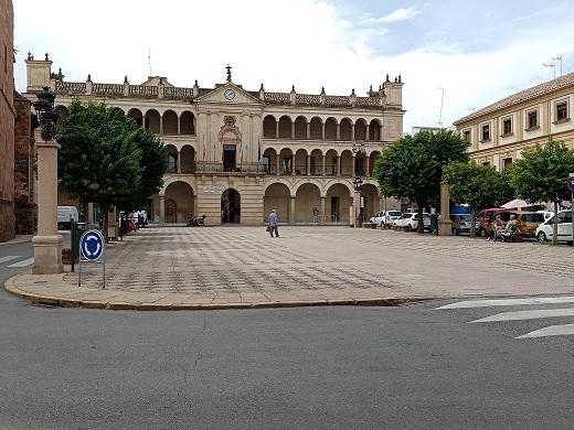 El Pleno aprobará la solicitud de ayudas para la peatonalización y mejora de zonas estratégicas del casco histórico de Andújar.