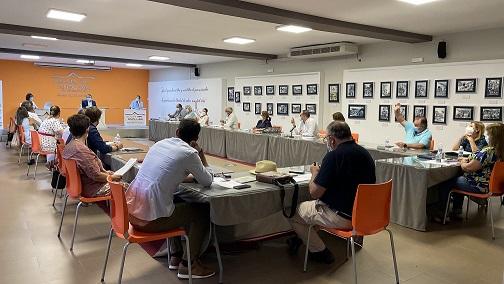 """El Pleno Municipal de Andújar da """"luz verde"""" a la reforma de la Casa Ayuntamiento de la pedanía de La Ropera."""