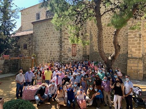 El PP de Jaén celebra una 'pipirranada' para dar el pistoletazo de salida al curso político.