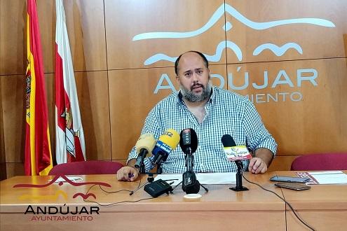 El Ayuntamiento de Andújar se suma a una Iniciativa Legislativa Popular en defensa de la Cultura.