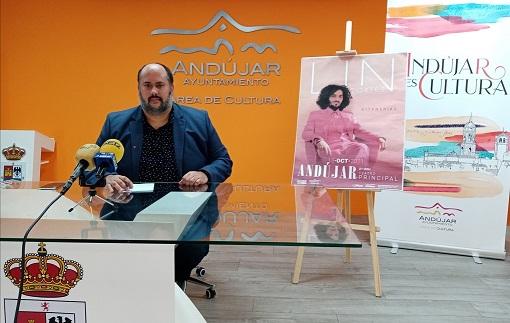 El flamenco protagoniza la programación cultural de otoño en Andújar con un concierto de Lin Cortés.
