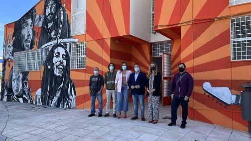El Ayuntamiento de Andújar renueva las salas de ensayo atendiendo a las demandas de la juventud y grupos de la ciudad.