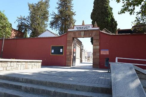 El Cementerio de Andújar amplía su horario de cara a la celebración de Todos Los Santos.