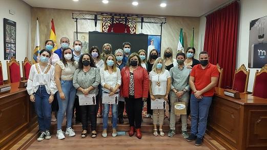 El Ayuntamiento de Marmolejo presenta el nuevo vídeo promocional para atraer al turismo a la localidad.